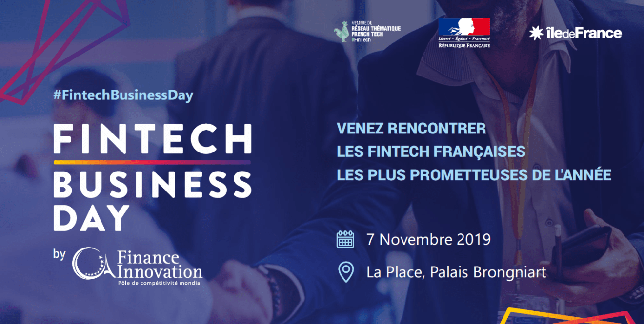 Fintech Business Day le 7 novembre 2019