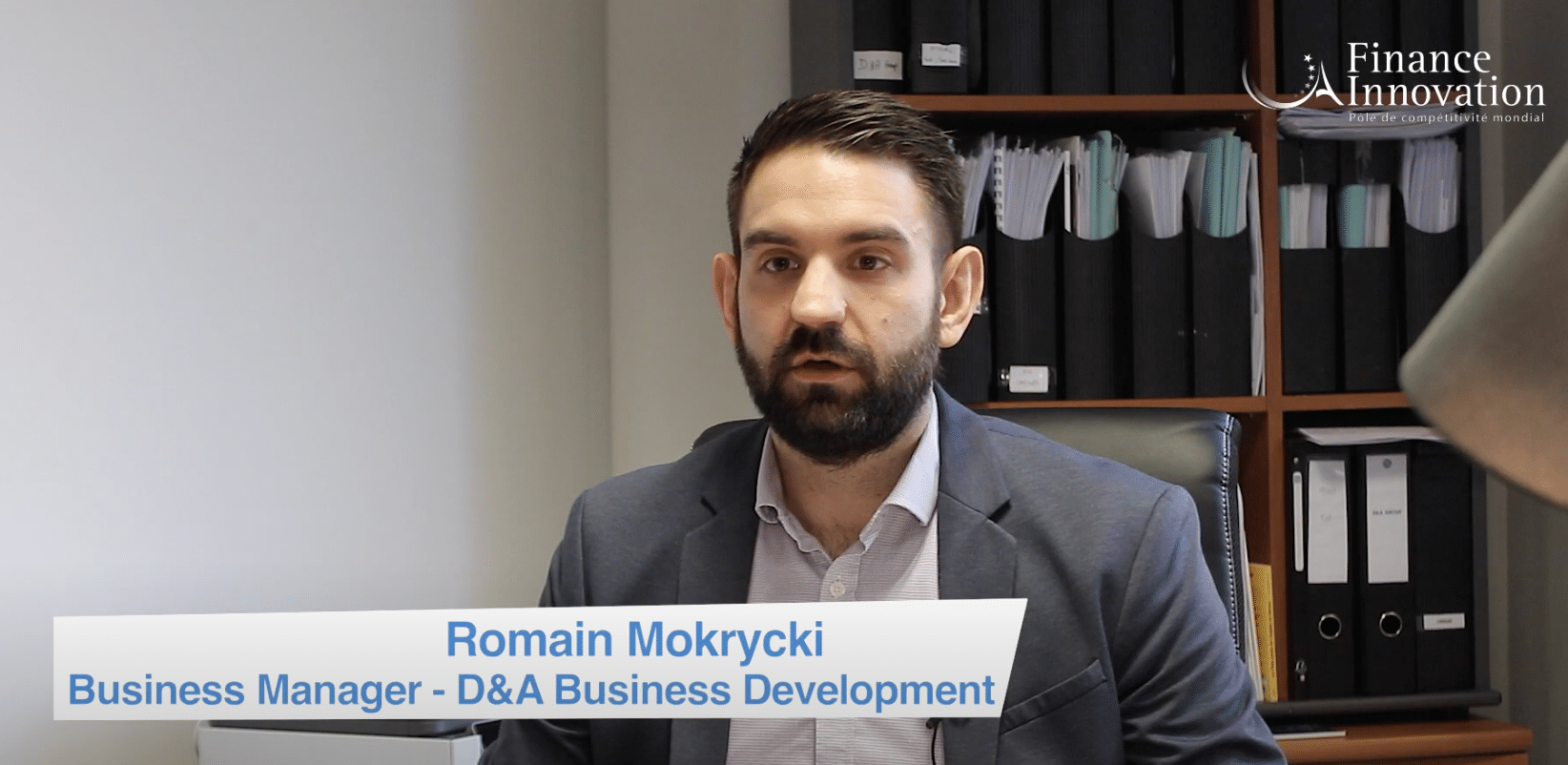 Romain Mokrycki DA business developpement