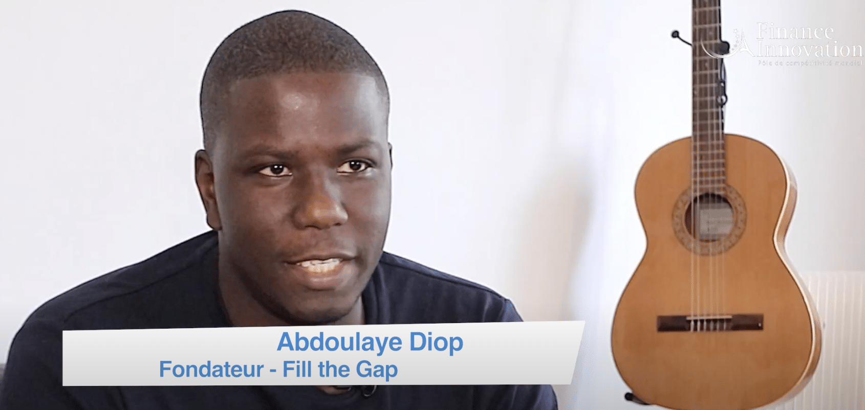 Abdoulaye Diop Fill the Gap